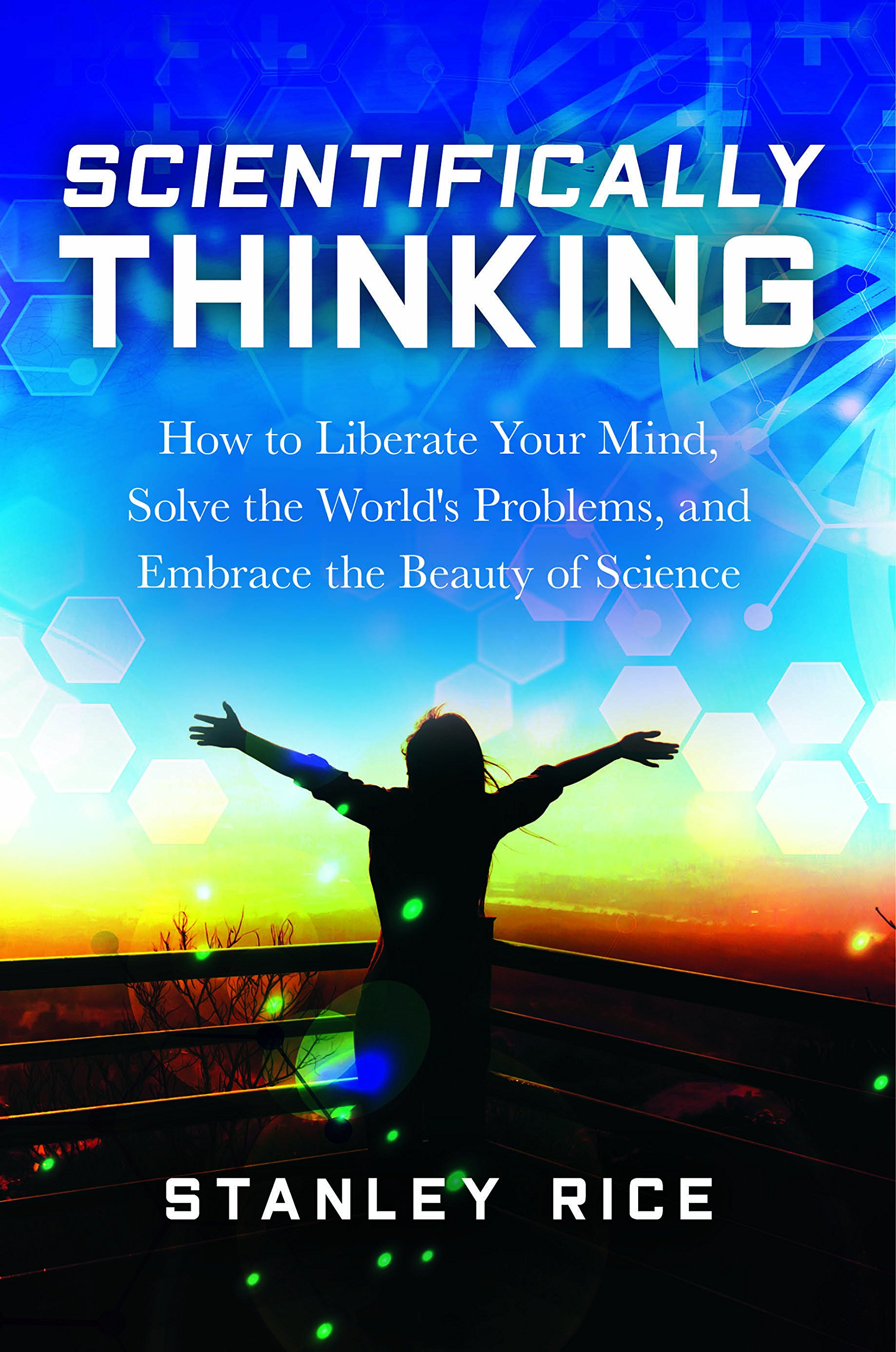 Cover of the book'Scientifically Thinking'